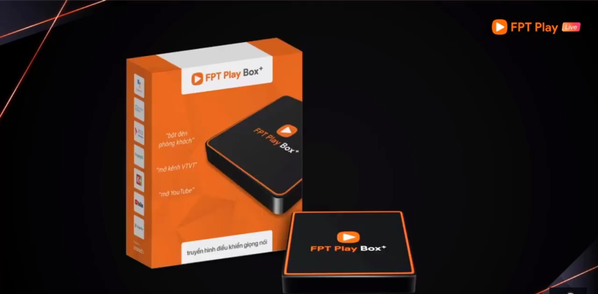 thiết kế fpt play box 2020